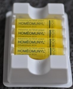 Homeopathic Influenzinum 9C